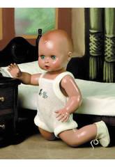 Juanin Pérez Baby Mono Punto Beige