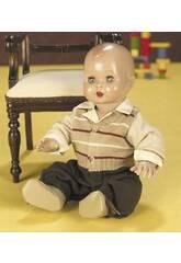 Juanin Perez Baby Kleidung Pant Grün und Gestreifte Jacke