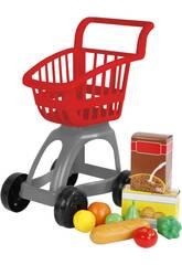 Carrito Supermercado con Accesorios