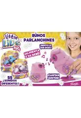 Little Live Pets Hiboux Parleurs