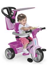 Tricycle Baby Plus Music Pink