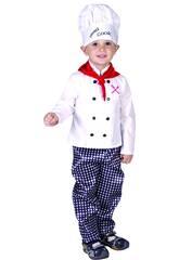 Disfraz Cocinero Bebé Talla M
