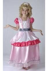 Déguisement Princesse Cercle Fille Taille L