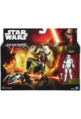 Star Wars Veicoli da battaglia Hasbro B3716EU4