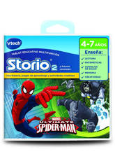 Jeu Spiderman pour Storio 2 et 3S