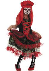 Disfraz Niña Katrina Talla M Rubies S8329-M