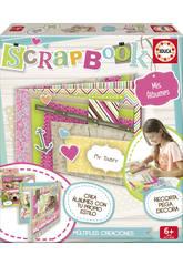 Mi Album Scrapbook Educa Manualidades 16568