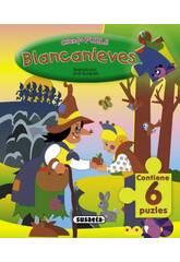 Geschichte mit Puzzle (4 Bücher) Susaeta S0690