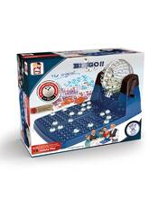 Bingo Automatico Deluxe 72 cartelle Chicos 20905