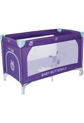 Lit Parapluie Bébé Butterfly
