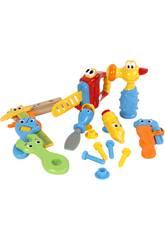 Kinder Set Werkzeuge
