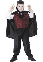 Déguisement Vampire Méchant Garçon taille L