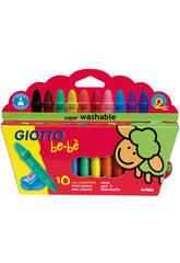 Giotto Bebe Súper Ceras Fila 466800