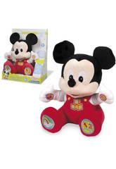 Plüschtier Interagierend Baby Mickey