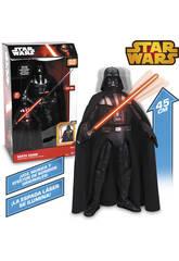 Giochi Preziosi - Star Wars Personaggio Interattivo Darth Vader 45 cm