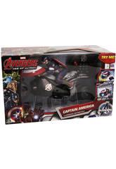 Avengers Moto U Commande Capitaine América