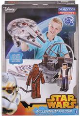 Star Wars Blue Prints Millenium Falcon Pack