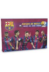 Barcelona Parchis Oca Giochi Preziosi 34127