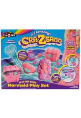 Crazsand Meerjungfrau Playset