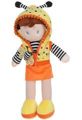 Muñecas Capucha Luci 38 cm