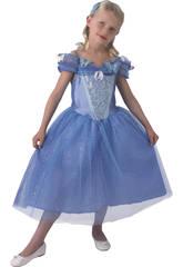 Kostüm-Aschenputtel-Mädchen LiveMit Schuhen T-S Rubies 620393-S