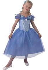 Kostüm Cinderella Girl Live mit Schuhen T-L Rubies 620393-L