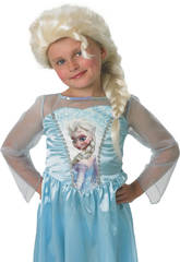 Perruque Frozen Elsa