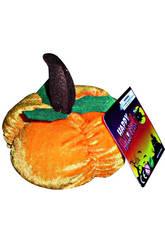 Calabaza 14 cm. de Peluche Halloween