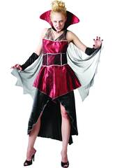Kostüm Gräfin Dracula Frau Größe L