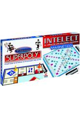 Superpoly + Intelect Mágnetico Falomir 11699