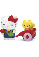 HELLO KITTY AGRICULTORA
