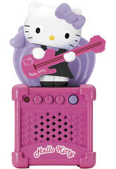 Hello Kitty mini haut-parleur animé