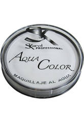 Maquillaje al Agua 25 gr. Color Blanco