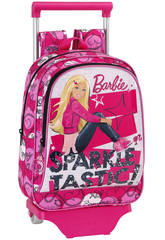 Barbie Sac à dos enfant Trolley