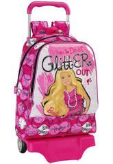 Barbie Sac à dos Trolley