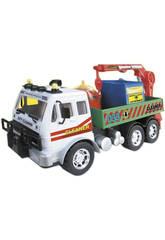 Camión 1:14 Recogida Contenedores Reciclaje