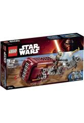 Lego Star Wars Rey´s Speeder