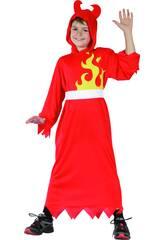 Disfraz Demonio Niño Talla XL