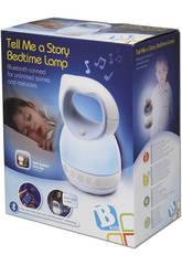 Lampe avec lumière et sons Bluetooth