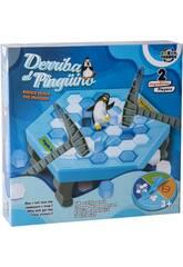 Spiel den Pinguin runter