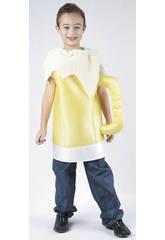Kostüm Bierkrug Junge Größe L
