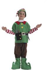 Costume Elfo Bimbo S Llopis 8307-1