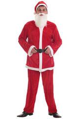 Déguisement Adulte Père Noël Homme Taille L