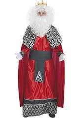Kostüm Adult King Gaspar Man Größe XL Llopis 4688