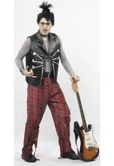Maschera Punk Uomo Taglia XL