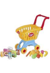 Chariot Supermarchés avec accessoires 10 pièces
