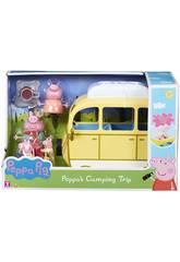 Autocaravana Peppa Pig Bandai 84211