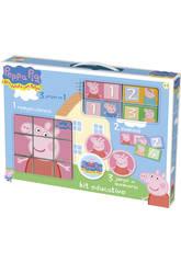 Kit éducatif Peppa Pig