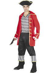 Déguisement pirate marin homme taille XL