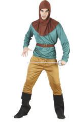 Maschera Robin Hood Uomo Taglia XL